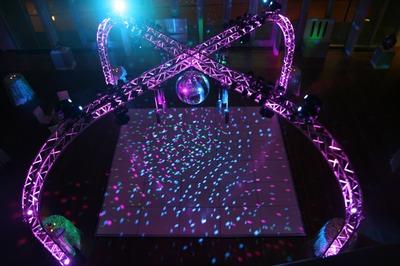 Over The Dance Floor Truss Lighting