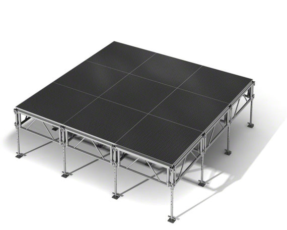 12x12 Stage