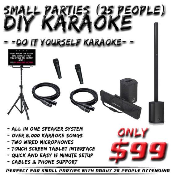 DIY Karaoke