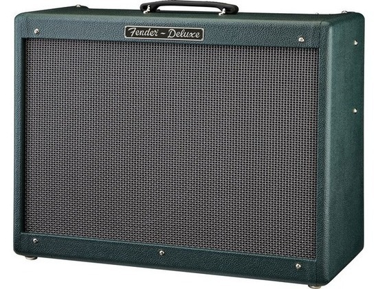 "Fender Limited Edition Hot Rod Deluxe ""Emerald"""