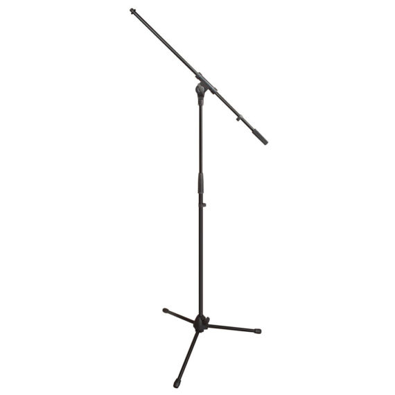 Microphone Stand Boom Tripod Base