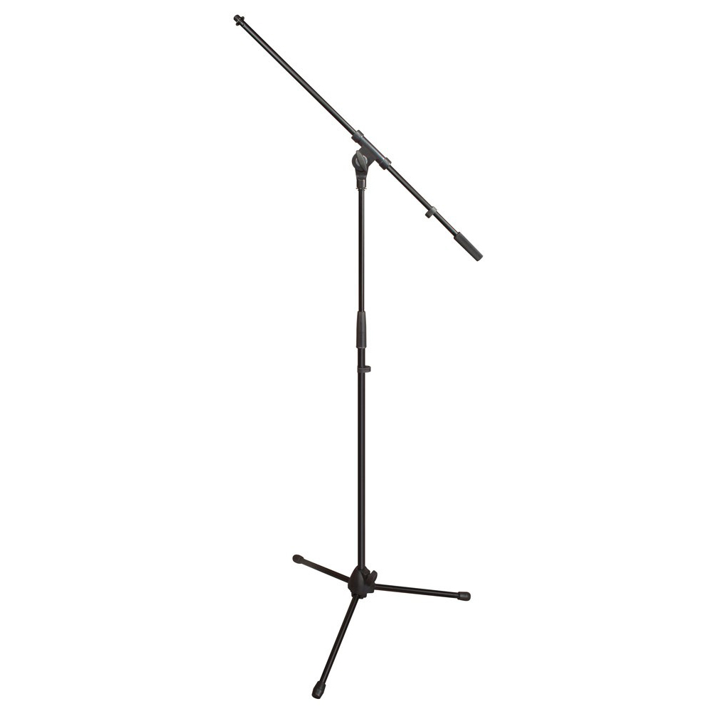 microphone stand tripod base boom rental pirate radio productions. Black Bedroom Furniture Sets. Home Design Ideas