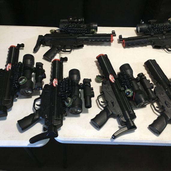 Ikon-X Laser Tag